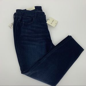 DL1961 Florence Mid Rise Ankle Skinny Jeans Sz 24W